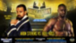 Aron Stevens vs Axel Ross- F2F Wrestling