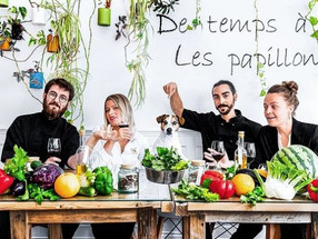 Vegan restaurant wins Michelin star for the first time in France