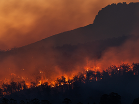 New IPCC report sets the climate change debate on fire