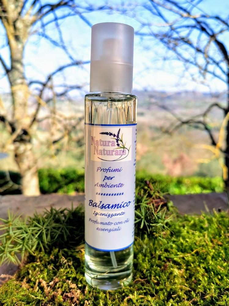 Spray per Ambienti Balsamico