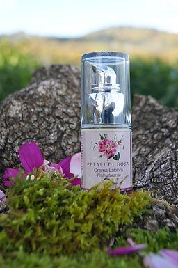 Crema Ristrutturante Labbra petali di rose ml 15