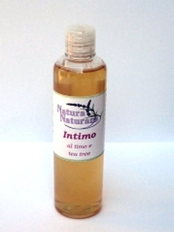 INTIMO AL TIMO E TEA TREE OIL