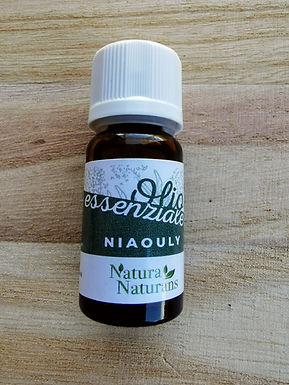 OLIO ESSENZIALE NATURALE  PURO DI NIAOULY ML 10