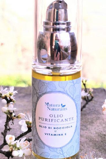 Olio Purificante Nocciola e Vitamina E   ml  30
