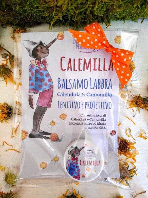 BALSAMO LABBRA  CALENDULA E CAMOMILLA