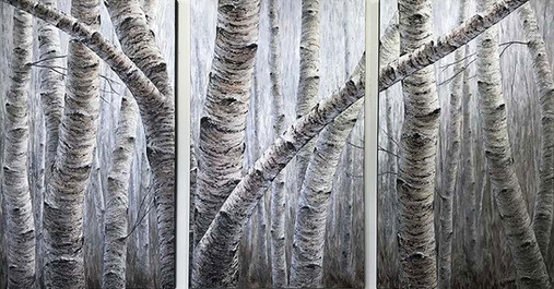 Late November - Triptych