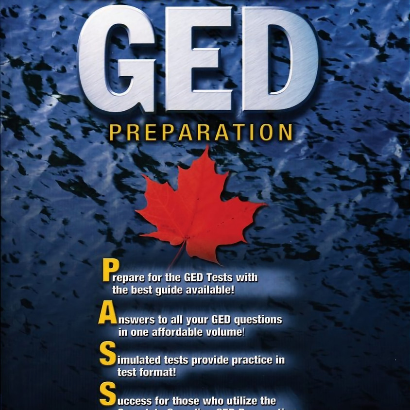 GED Preparation Foundations: Virtual Class
