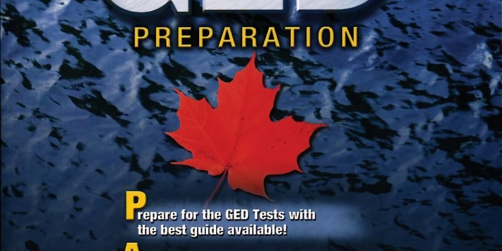 GED Preparation Foundations: Virtual Class (1)