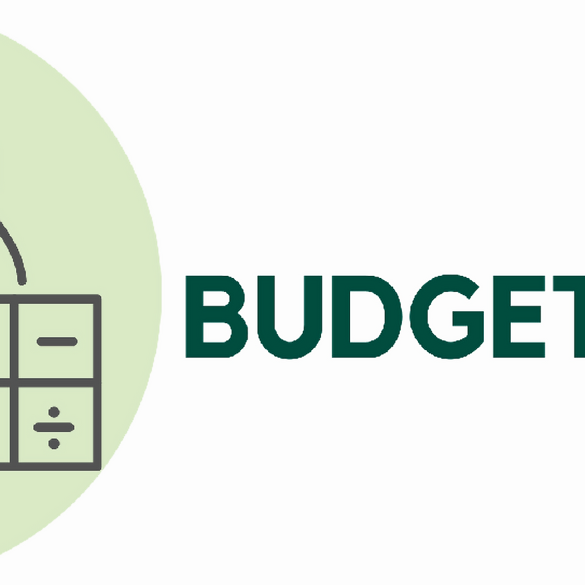 Budgeting- Gain Momentum with your Money Series