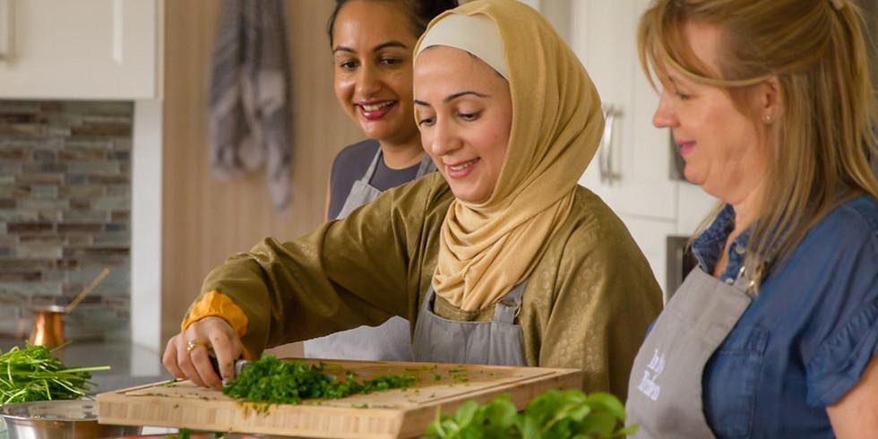 Cultural Kitchen: Eat, Learn, Belong