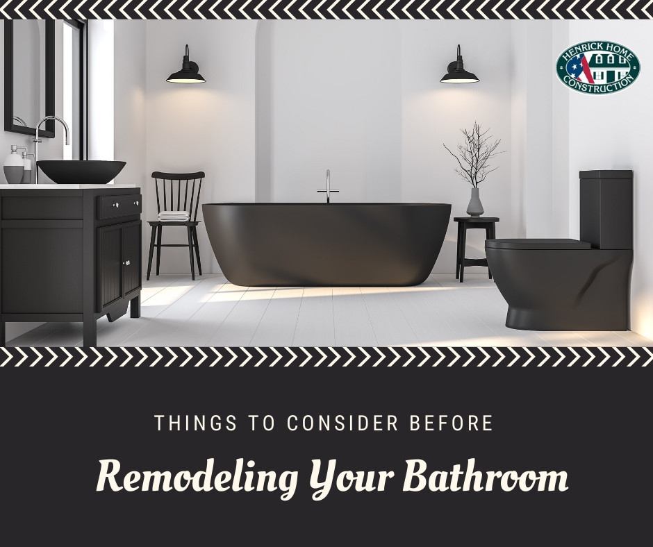 Things to consider before you decide on remodeling your bathroom | Bathroom remodeling contractor in CT