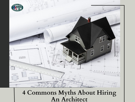 4 Commons Myths About Hiring An Architect
