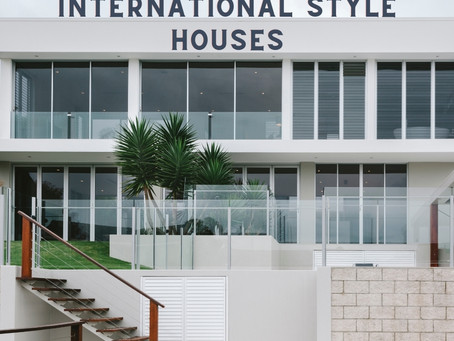 What Is International Style Architecture
