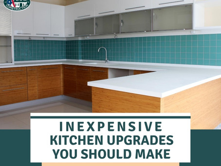 Inexpensive Kitchen Upgrades You Can Make