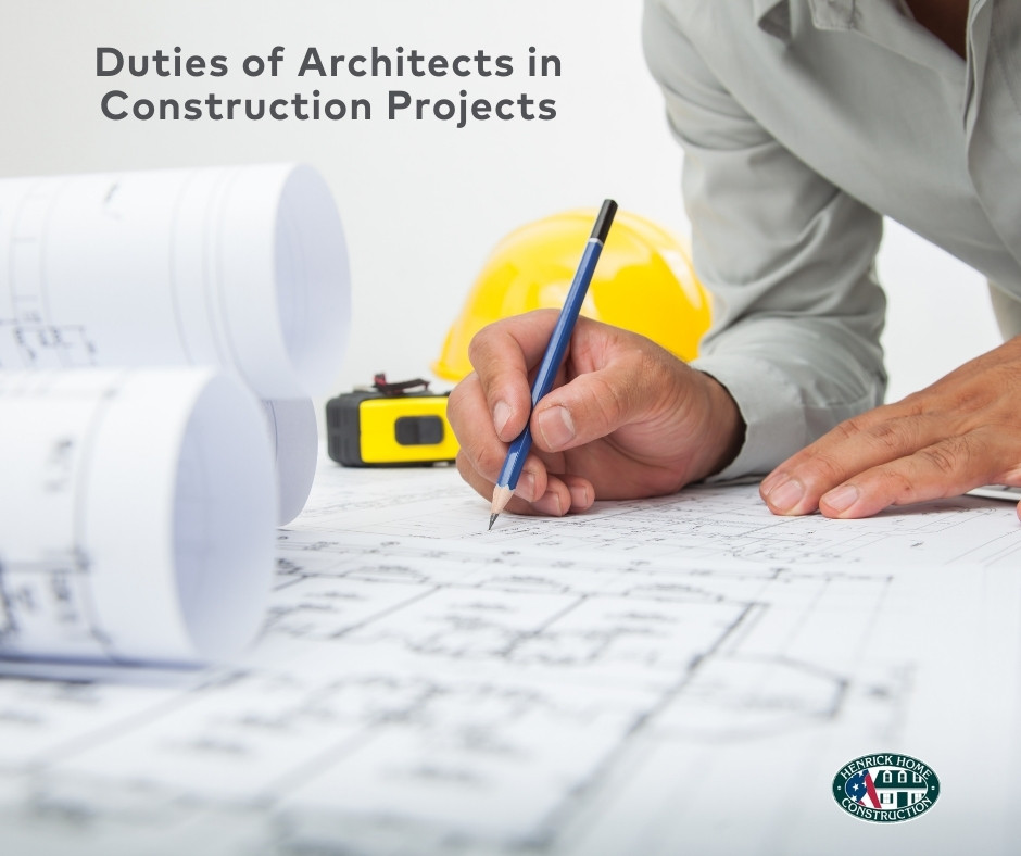 Duties of Architects in Construction Projects