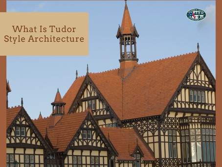 What Is Tudor Style Architecture