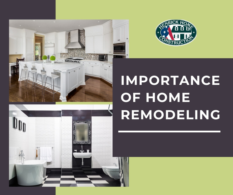 Is remodeling really that important