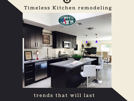 5 Timeless Kitchen remodeling trends that will last