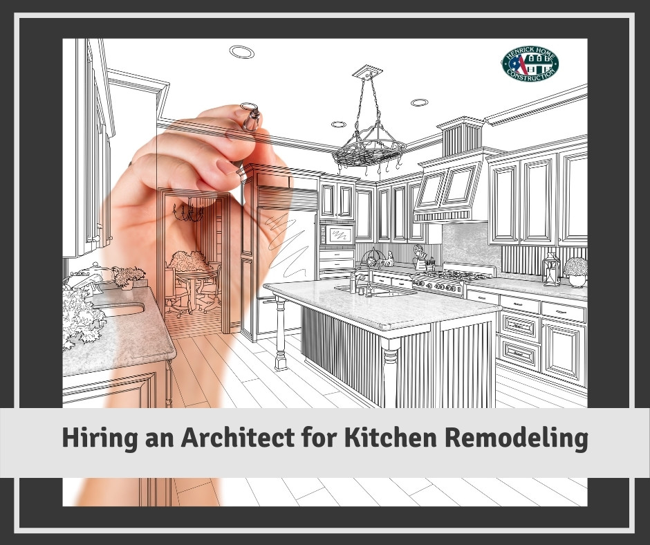 Hiring an Architect for Kitchen Remodeling