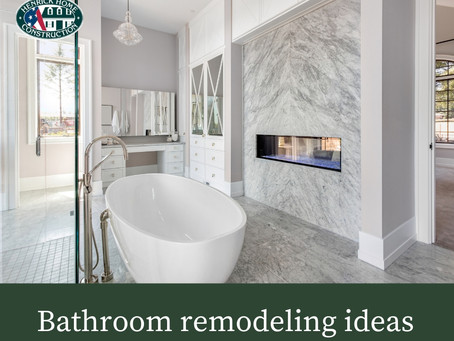 Bathroom remodeling ideas to try and spruce up your bathroom