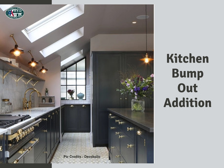 Kitchen Bump Out Addition