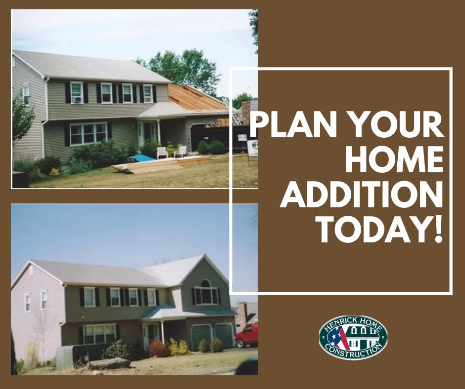 Why you must plan a home addition project today