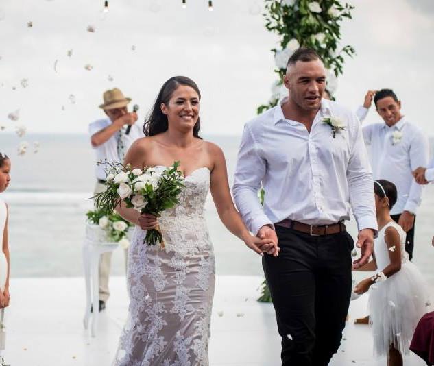 Bali Wedding - Villa OMG