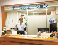 外来・入院 越谷泌尿器科・内科 看護ステーション