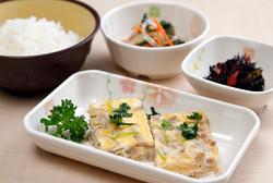 食事管理-お料理
