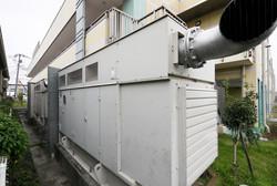 災害対策-発電機