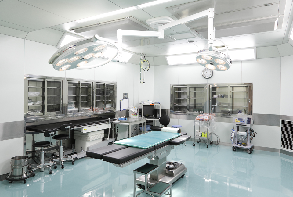 合併症対策-手術室
