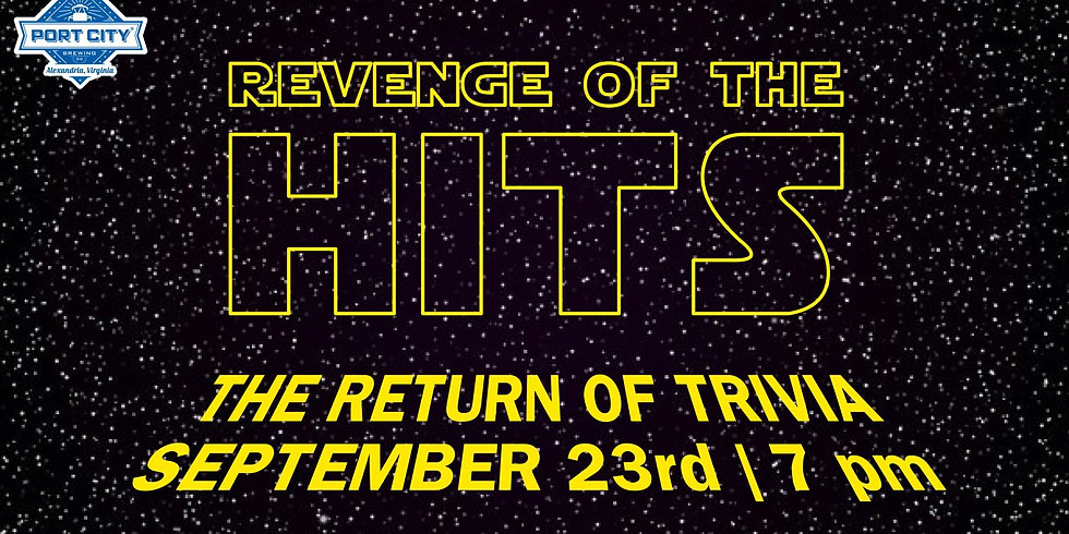Trivia: Revenge of the Hits!