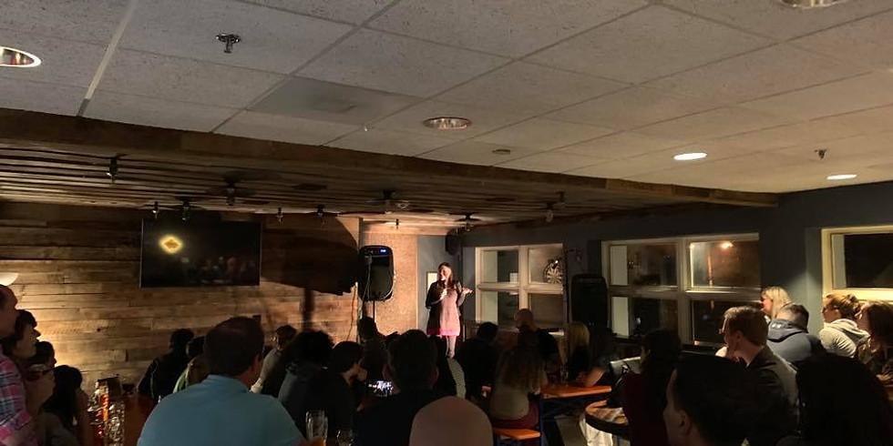 Jokes on Tap: FREE Comedy Night