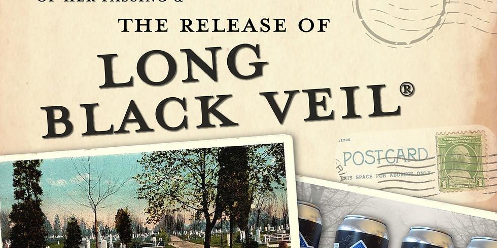 Long Black Veil Release with the Female Stranger