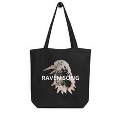 Raven Song Eco-Tote Bag