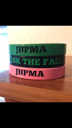 JH Wristbands!