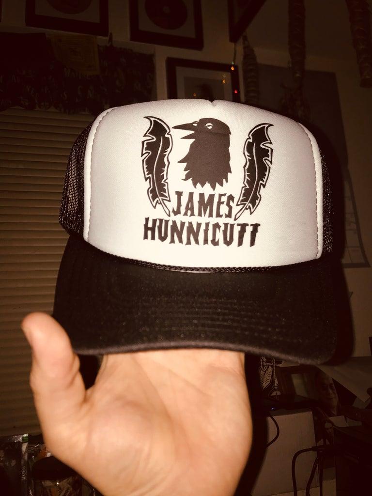 JH Raven Trucker Cap!