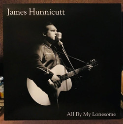 All by My Lonesome LP with Poster EXPD CD!