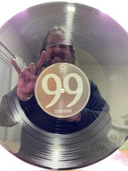 99 Lives Vinyl LP