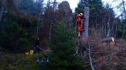 Jobb på Bremsnes, Averøy.