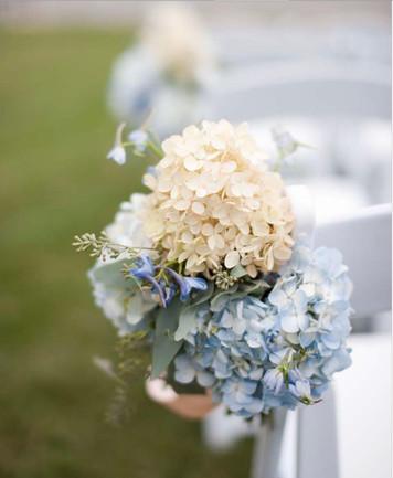 dekoracje-weslene-hortensja