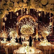 glam wesele