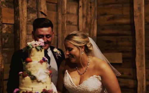 rustykane wesele tort rustykalny
