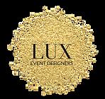 LUX Event Designes Logo