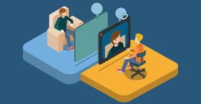 Netwerken of speeddaten op een online event, bestaat dat?
