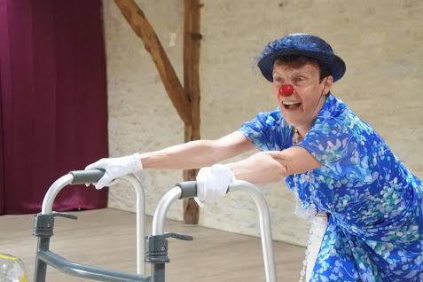 Atoutclown - clown, rire, mieux vivre, jouer, jeu