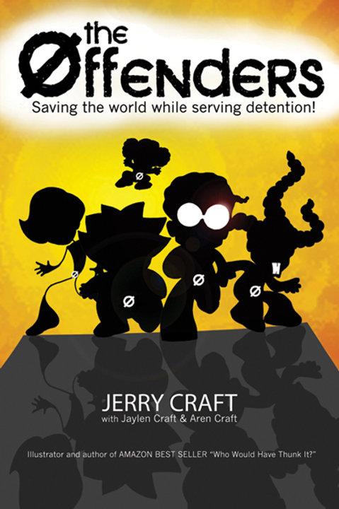 The Offenders: Saving the world while serving detention!