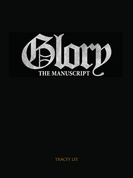 Glory Book Cover