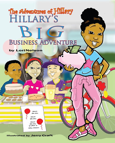 HILLARY'S BIG BUSINESS ADVENTURE