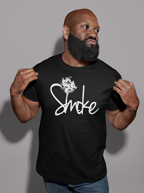 Mens Smoke T-Shirt